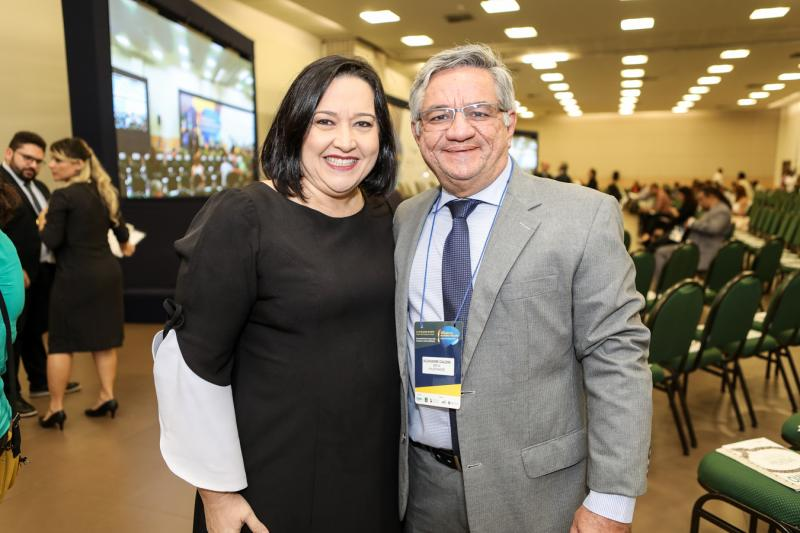 Norma Zelia e Alexandre Cildini