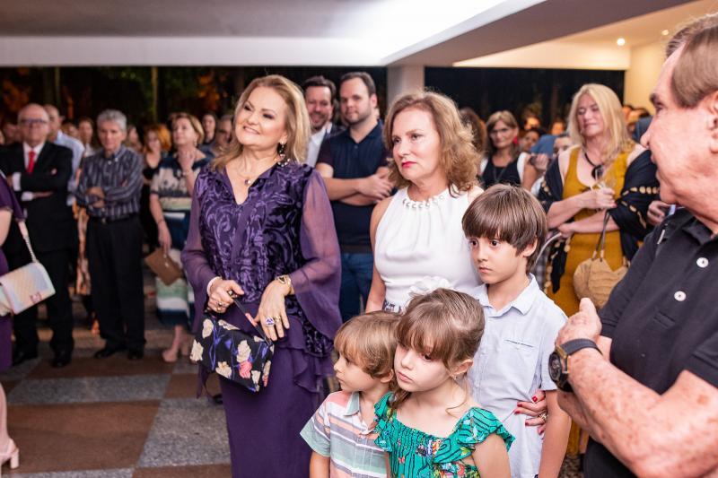 Abertura da Exposicao Yolanda Queiroz