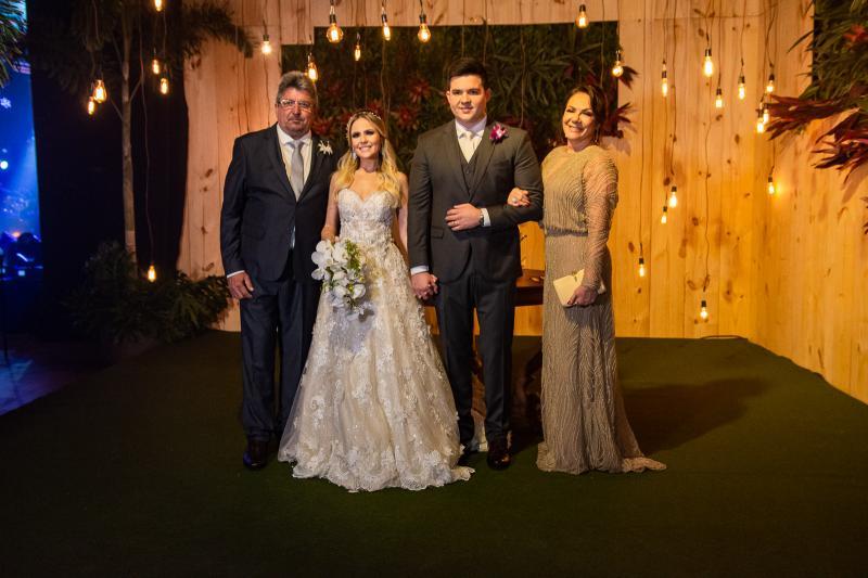 Paulo Sergio Vasconcelos, Erica Dantas, Pedro Vasconcelos e Fatima Vasconcelos