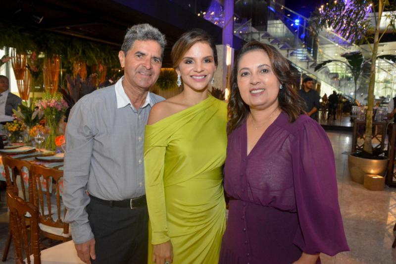 Francisco Procopio, Viviane Martins e Vania Procopio