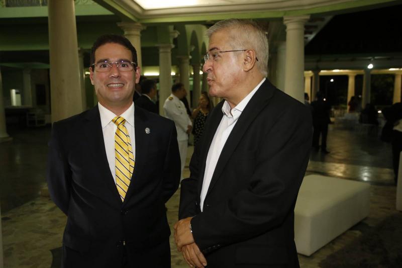Roberto Araujo e PC Noroes