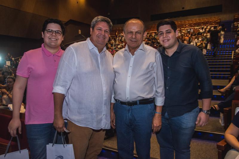 Bob Santos, Bob Santos, Honorio Pinheiro e Pedro Santos