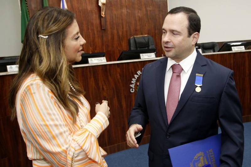 Emilia Buarque e Igor Barroso