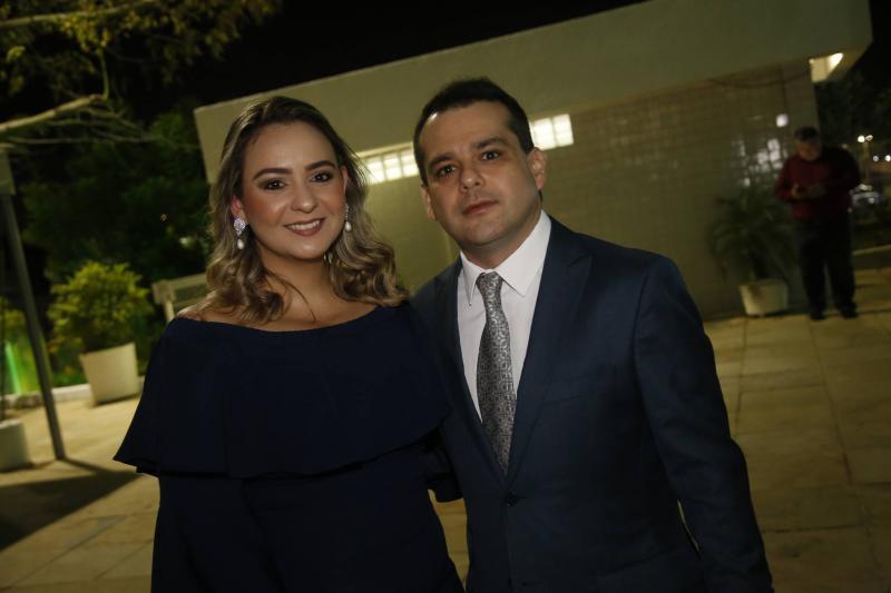 Rafaela Ibiapina e Carlos Adolfo