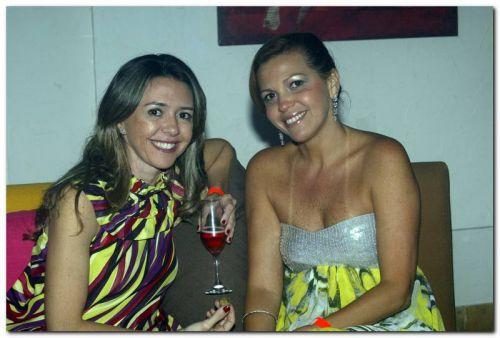 Silvia Diogo e Regina Bastos