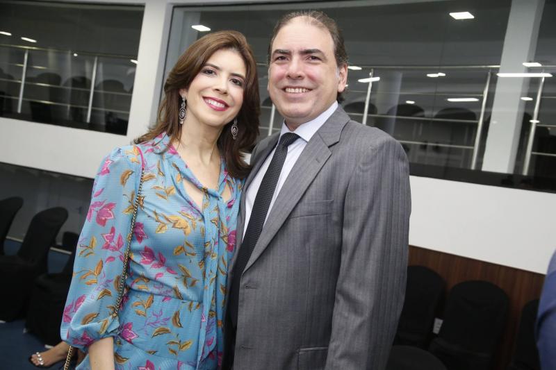 Juliana e Breno Melo