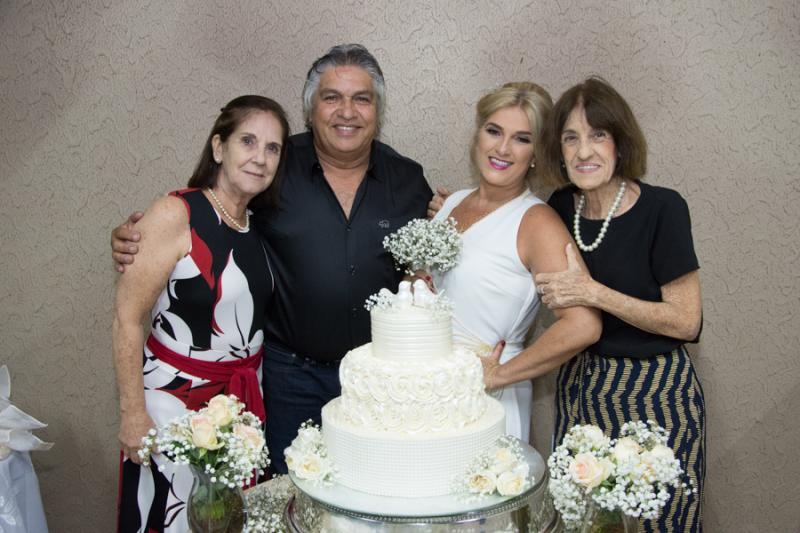 Vera Albano, LC e Adriana Moreira e Maria Luiza Albano