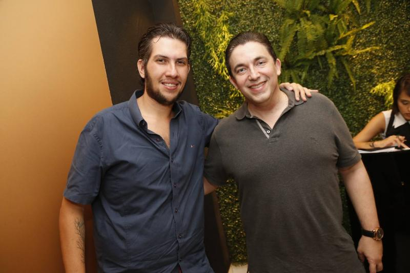 Joao Baltazer e Rodrigo Pereira