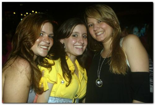 Gerarda Araujo, Marilia Martins e Tamara Cavalcante