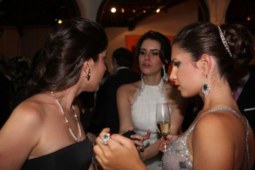Sidia Bizaria, Natasha e Nicole Pinheiro Rocha