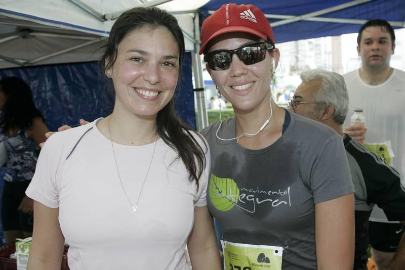 Mariana Vieira e Luciana Perdigao