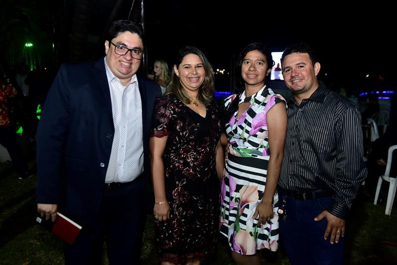 Breno lemos, Sandra Barbosa, Isabel Lemos, Isaac Forte