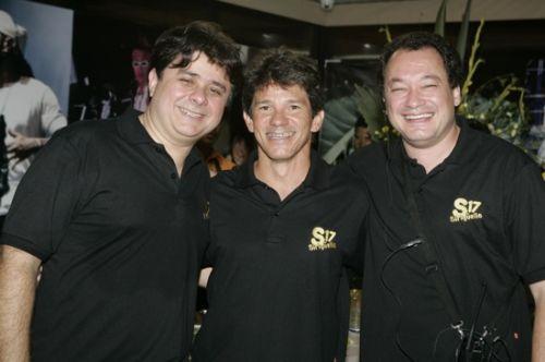Alexandre Frota, Carvalhinho e Pedro Neto
