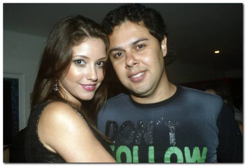 Krisley Karlen e Gustavo Queiroz