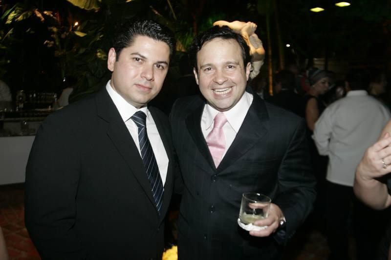 Pompeu Vasconcelos e Igor Queiroz