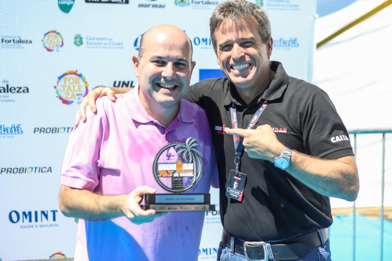 Roberto Claudio e Carlos Galvao