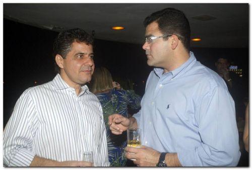 Marcelo Cavalcante e Luciano Neto