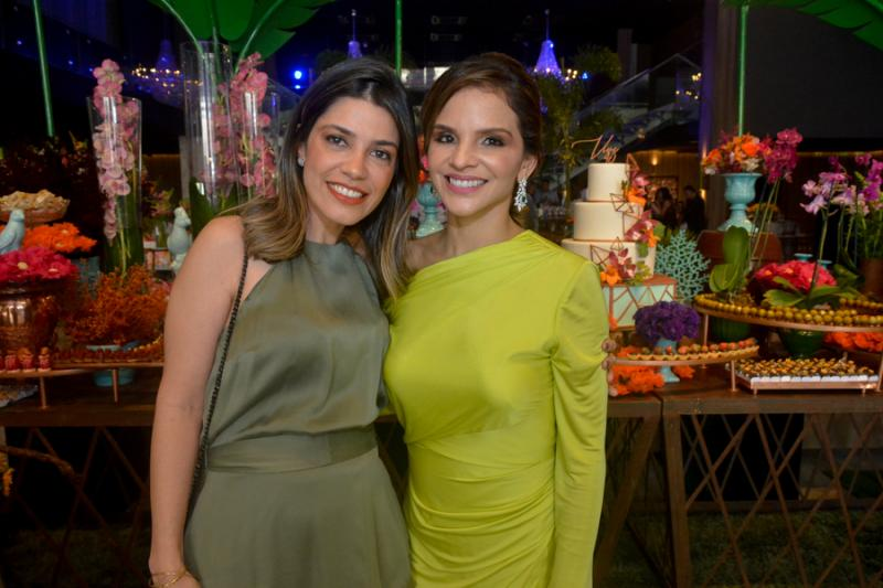 Monique Vieira e Viviane Martins