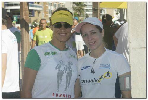 Nathalia Falcao e Flavia Dalva