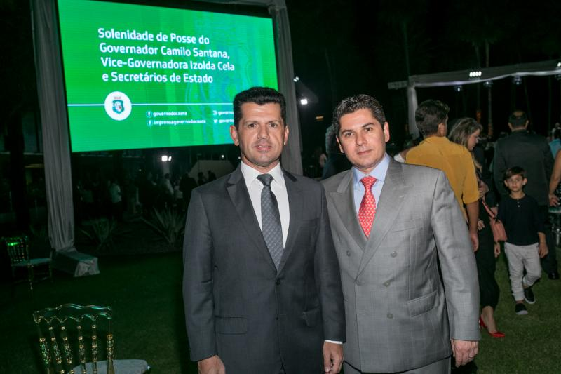 Erick e Pompeu Vasconcelos