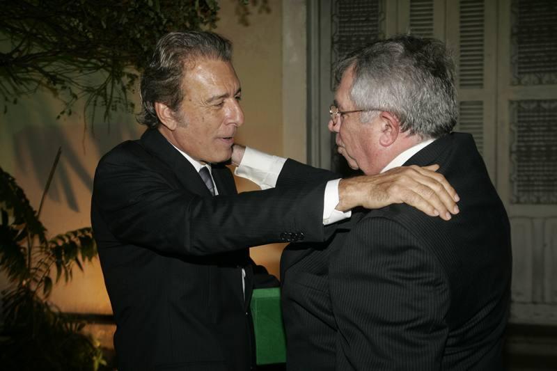 Everardo Teles e Roberto Macedo 1