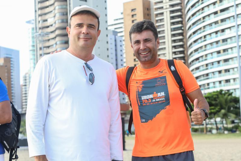 Aramando Paraça e Marcos Novais