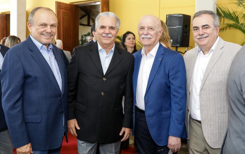 Honorio Pinheiro, Pio Rodrigues, Freitas Cordeiro e Assis Cavalcante