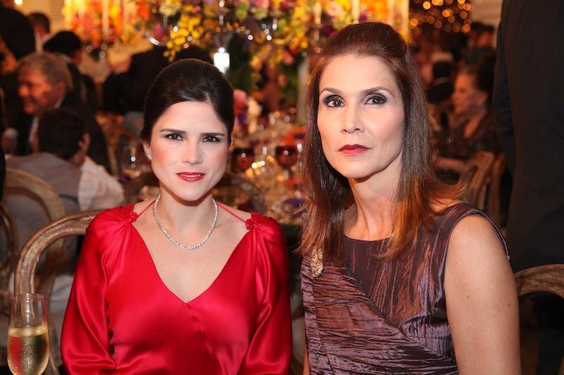 Marilia Vasconcelos e Glaucia Maia