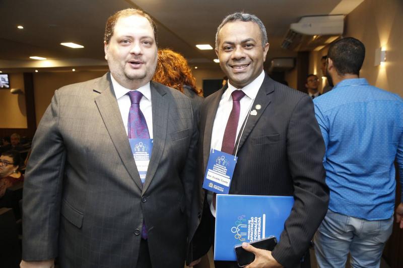 Reinaldo Salmito e Evaldo Costa