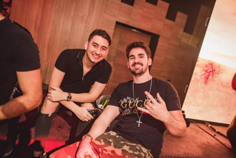 Kairo Chaves e Lucas Nogueira
