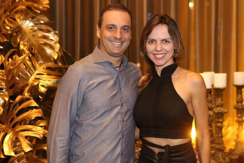 Jose Luis e Elisa Miranda