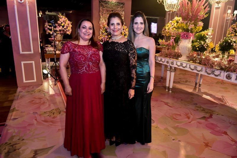 Kelem Pinto,  Eunina Pinto, Marina Rocha