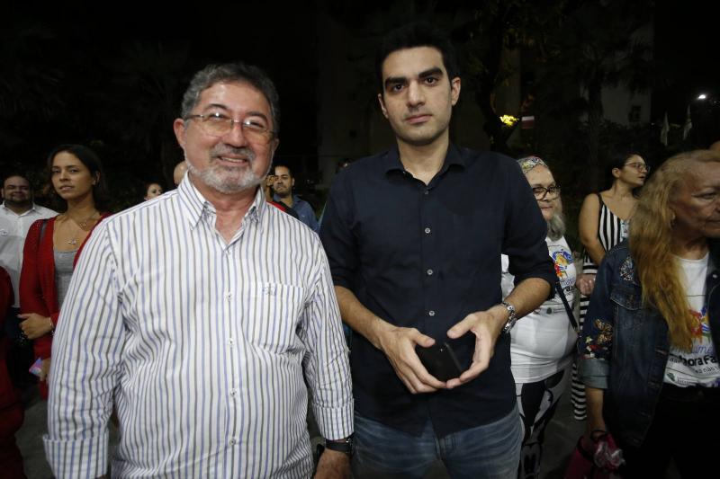 Claudio Ricardo e Rodrigo Nogueira