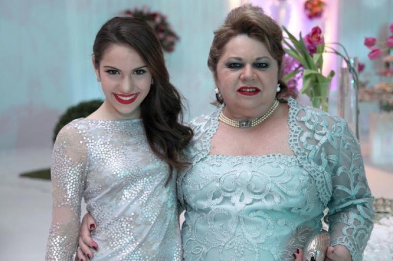 Nicole Vascondelos e Fernanda Benevides