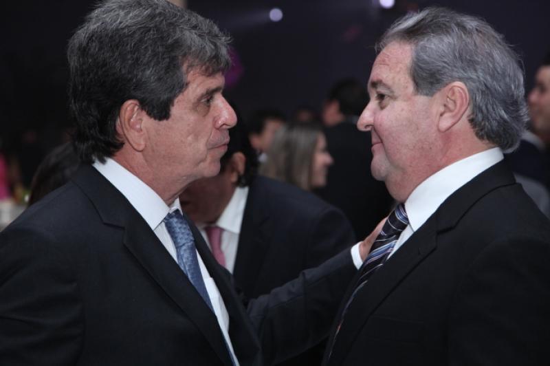 Marcio Tavora e Chiquinho Aragao