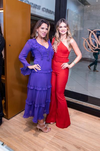 Ana Carolina Fontenele e Thassia Naves