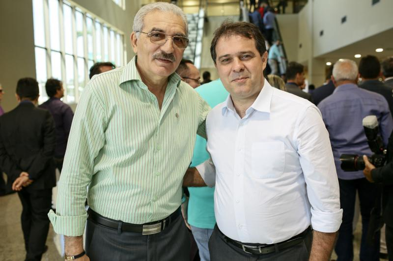 Walter Cavalcante e Evandro Leitão