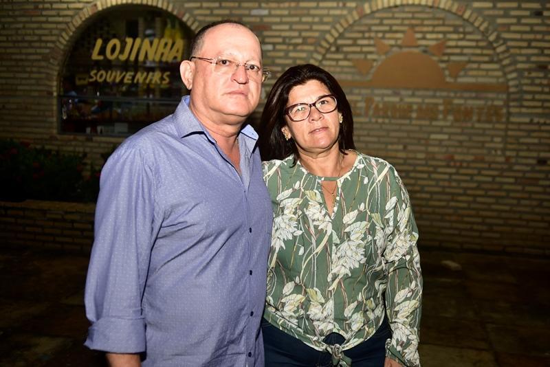 Jose Evangelista (Dede) e Maria Aparecida