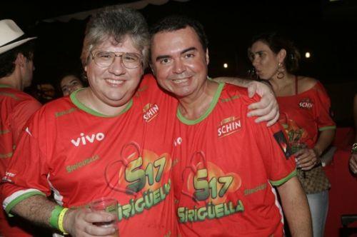 Cassio Sales e Marcelo Cunha