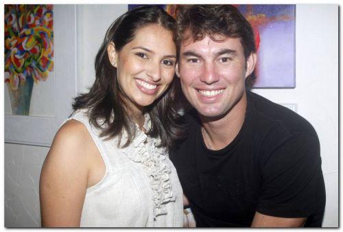 Rachel Pimentel e Wanderlei Oliveira