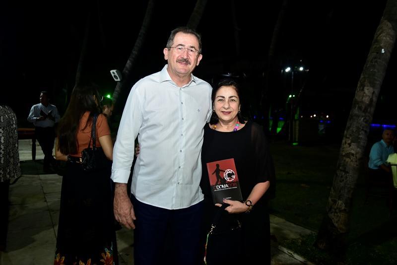 Alexandre Sampaio e Silvana Saker