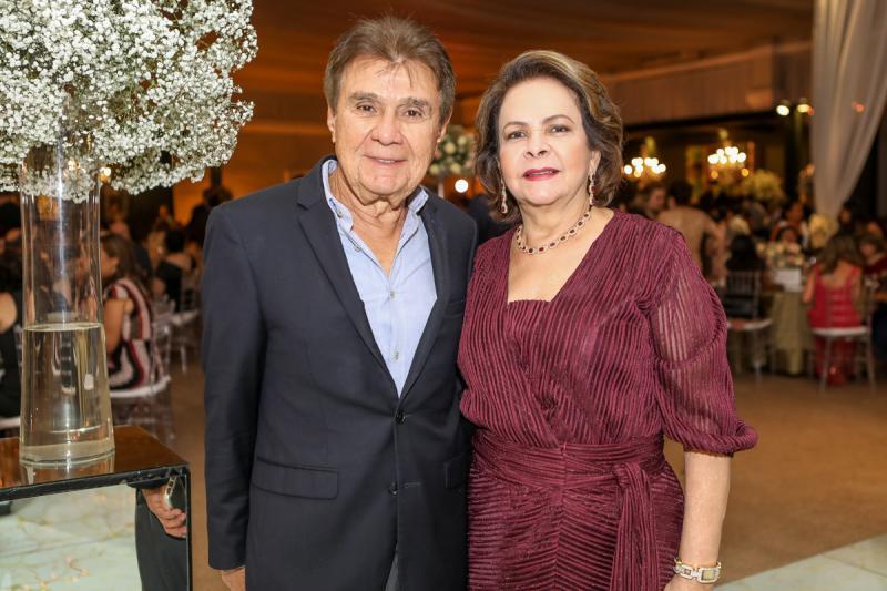 Jorge e Nadja Parente