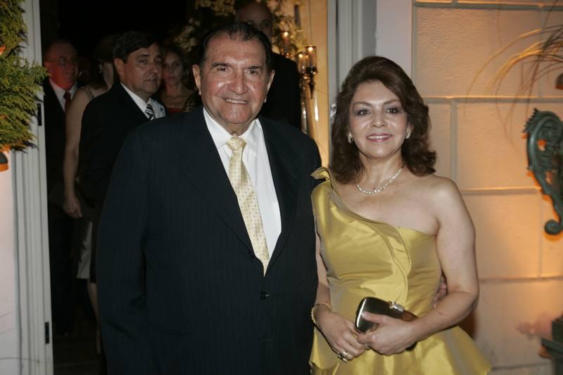 Valter e Maria Neuma Valente