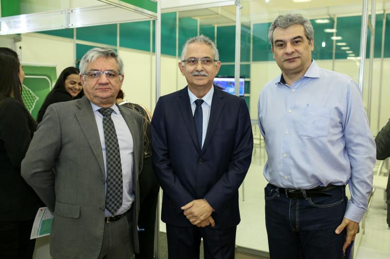 Alexandre Cialdini,Nilson Diniz e Marco Prado