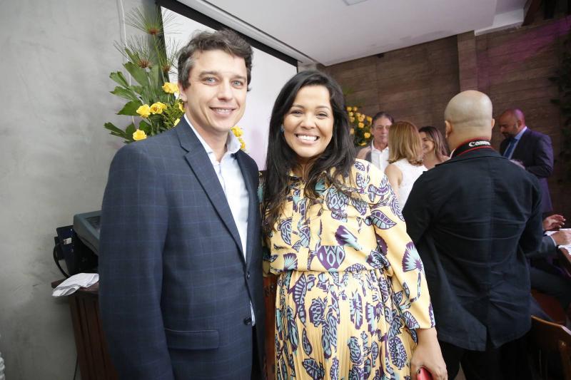 Andre Siqueira e Priscila Costa
