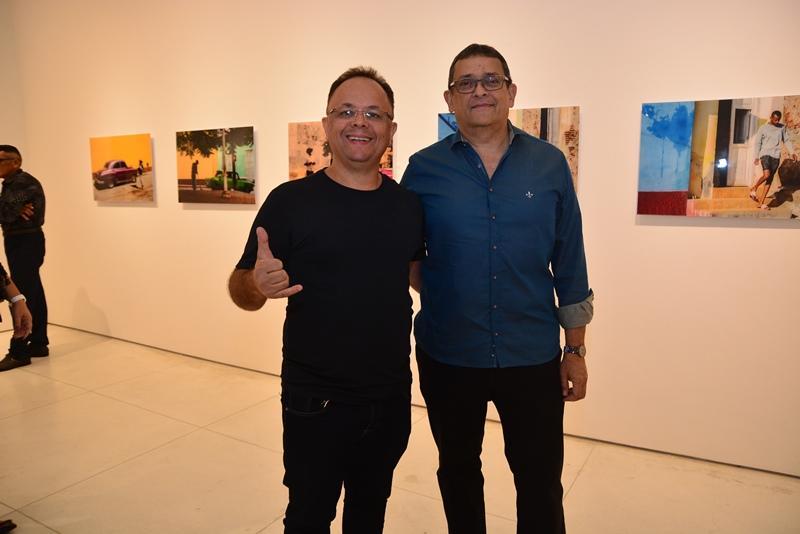 Marcos Oria e Jose Guedes
