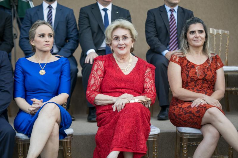 Fernanda Pacobayba, Socorro França e Eliane Estrela