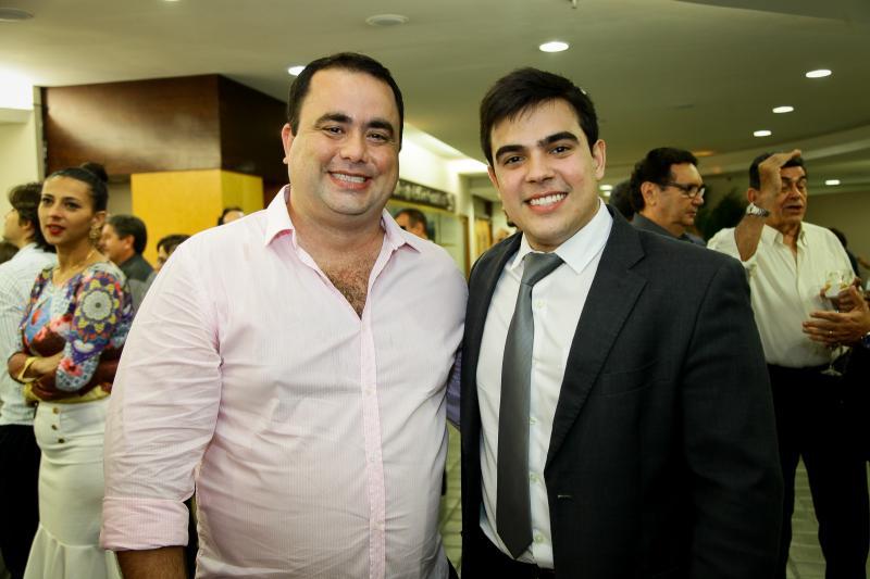 Ricardo Dreher e Thiago Pinho
