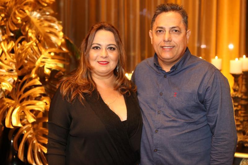 Erika Campos e Juarez Cordeiro