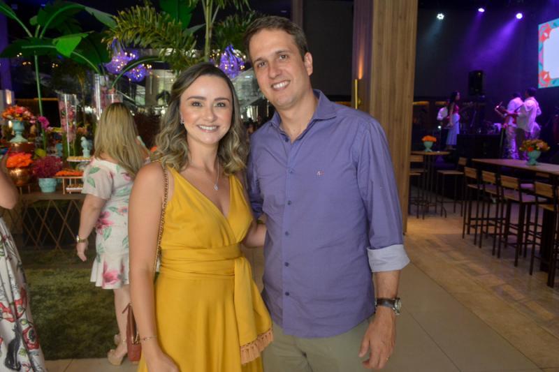 Celina e Bruno Tigre